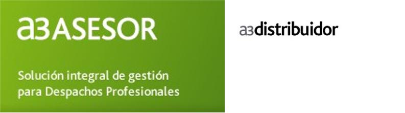 """a3Distribuidor  – Nueva actualización de los """"Datos Demo"""""""