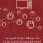 Guía decálogo de ciberseguridad
