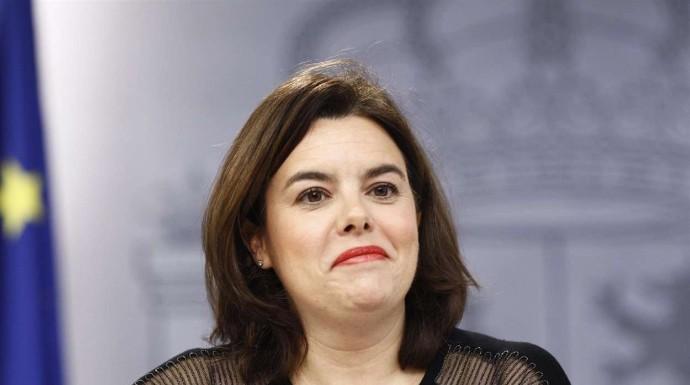 La vicepresidenta del Gobierno, responsable de las reformas previstas