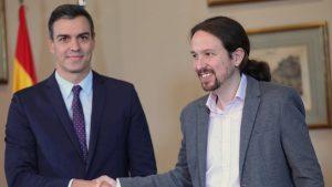 PSOE y unidas podemos