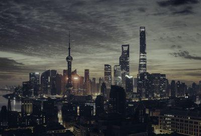 las ambiciones de china