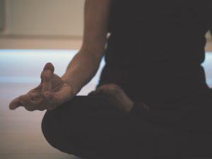 meditación en la cuarentena
